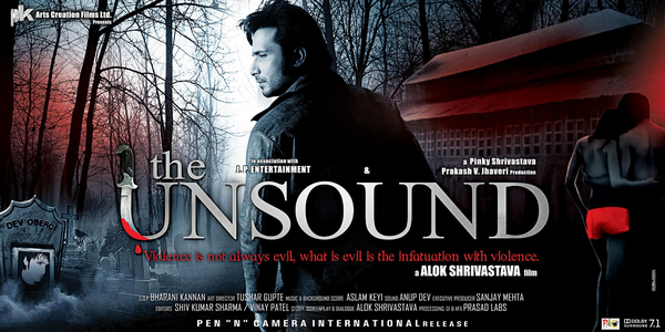 The Unsound Movie Poster