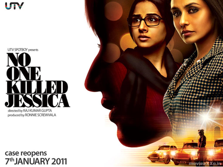 No One Killed Jessica Movie Poster