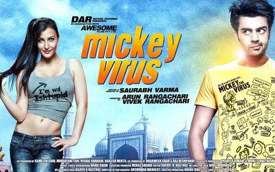 Mickey Virus Movie Poster