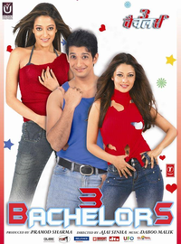 3 Bachelors Movie Poster