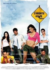 3 Nights 4 Days Movie Poster