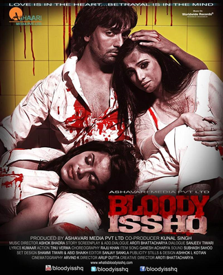 Bloody Isshq Movie Poster