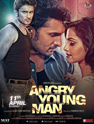 Angry Young Man Movie Poster