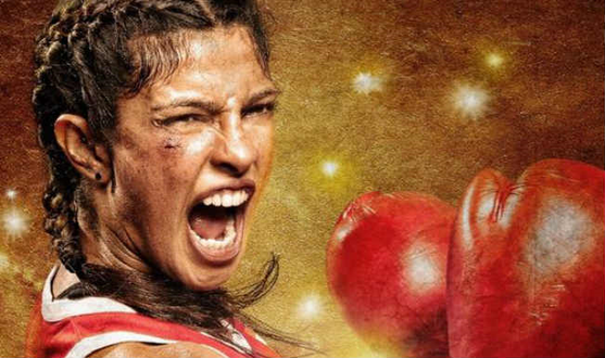 Mary Kom Movie Poster