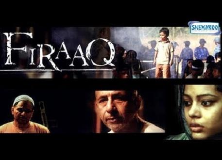 Firaaq Movie Poster