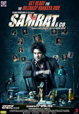 Samrat & Co Movie Poster