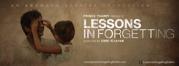 Lessons In Forgetting Movie Poster