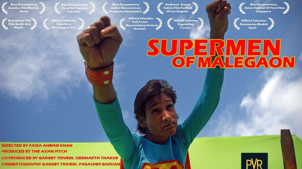 Superman of Malegaon Movie Poster