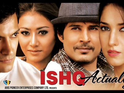 Ishk Actually Movie Poster
