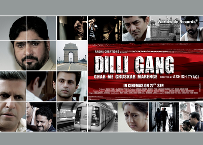 Dilli Gang Movie Poster