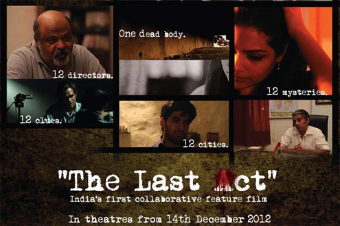 The Last Act Movie Poster