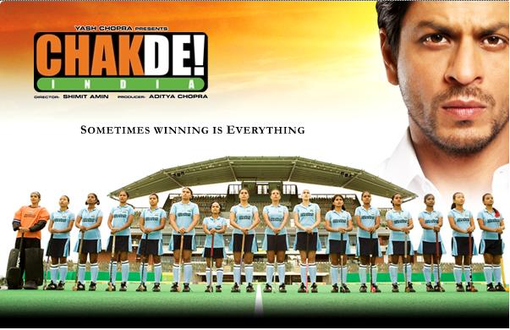 Chak De India Movie Poster