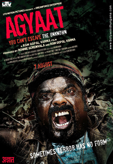 Agyaat Movie Poster
