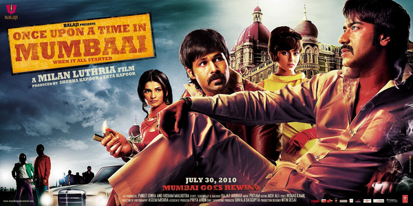 Once Upon A Time In Mumbaai Movie Poster