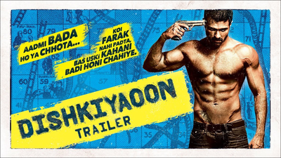 Dishkiyaoon Movie Poster