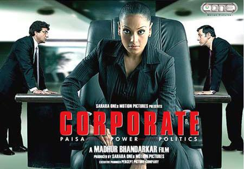Corporate Movie Poster