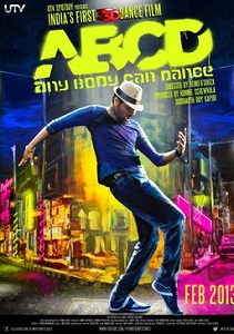 ABCD - Any Body Can Dance Movie Poster