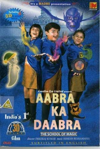 Aabra Ka Daabra Movie Poster