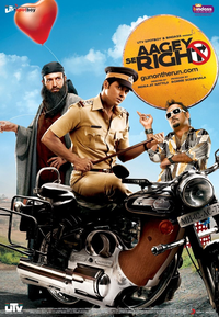 Aage Se Right Movie Poster