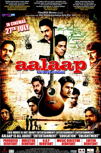 Aalaap Movie Poster