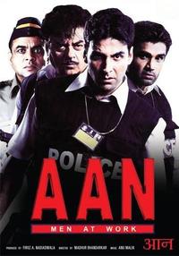 Aan - Men at Work Movie Poster