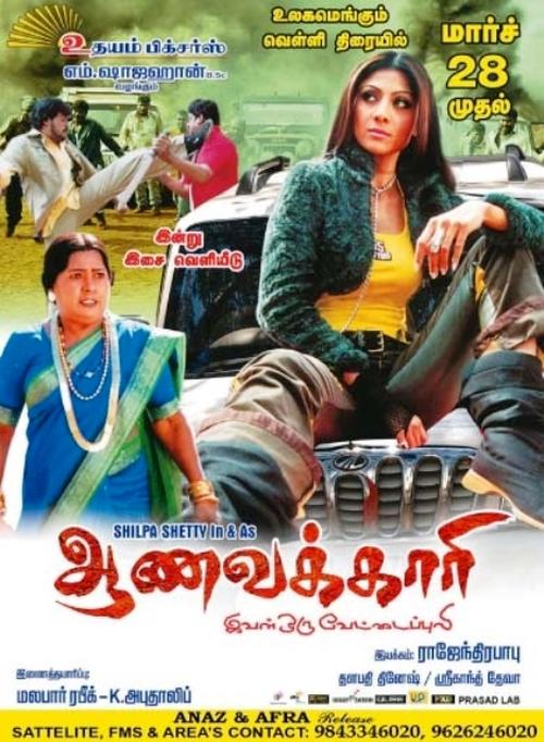 Aanavakkari Movie Poster