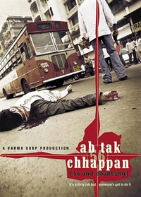 Ab Tak Chhappan Movie Poster