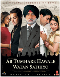 Ab Tumhare Hawale Watan Sathiyo Movie Poster