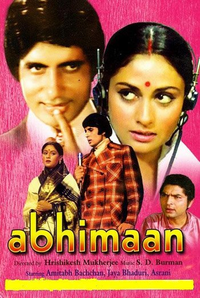 Abhimaan Movie Poster