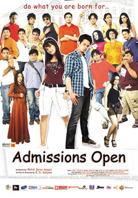 Admissions Open Movie Poster