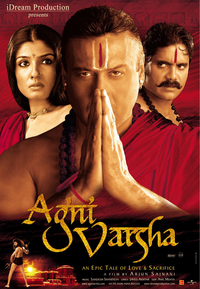 Agni Varsha Movie Poster