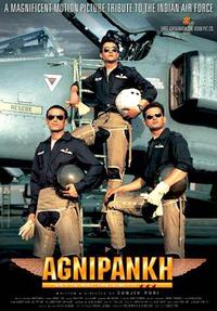 Agnipankh Movie Poster