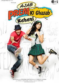 Ajab Prem Ki Ghazab Kahani Movie Poster