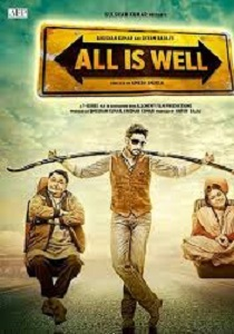 All Is Well Movie Poster
