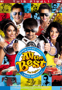 All The Best Movie Poster