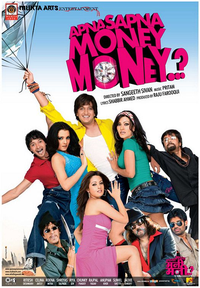 Apna Sapna Money Money Movie Poster