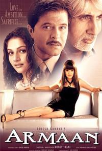 Armaan Movie Poster