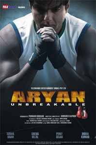 Aryan - Unbreakable Movie Poster