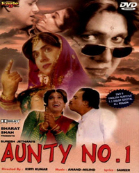 Aunty No 1 Movie Poster