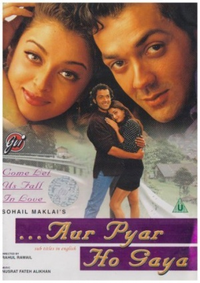 Aur Pyar Ho Gaya Movie Poster