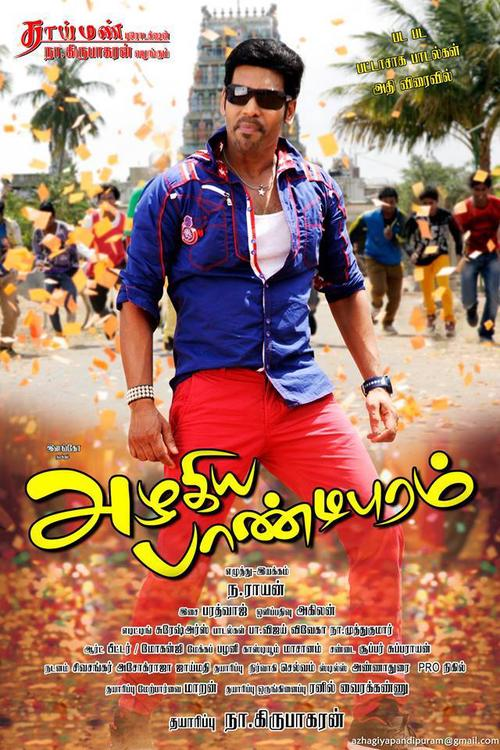 Azhagiya Pandipuram Movie Poster