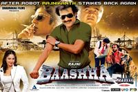 Baashha Movie Poster