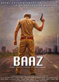 Baaz Movie Poster