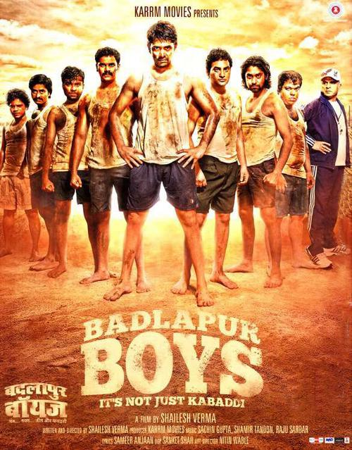 Badlapur Boys Movie Poster