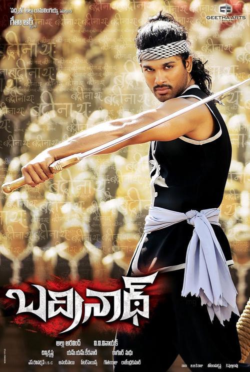 Badrinaath Movie Poster