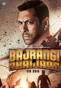 Bajrangi Bhaijaan Movie Poster