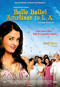 Balle Balle! Amritsar to L.A. Movie Poster