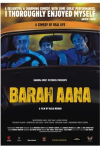 Barah Aana Movie Poster