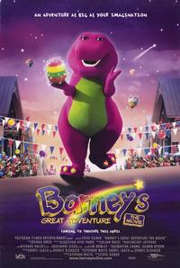 Barney Movie Poster