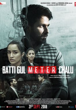 Batti Gul Meter Chalu Movie Poster